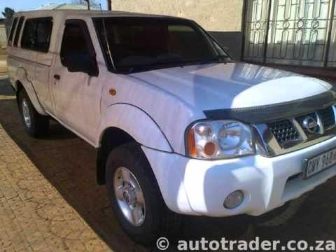 2004 NISSAN HARDBODY Auto For Sale On Auto Trader South Africa