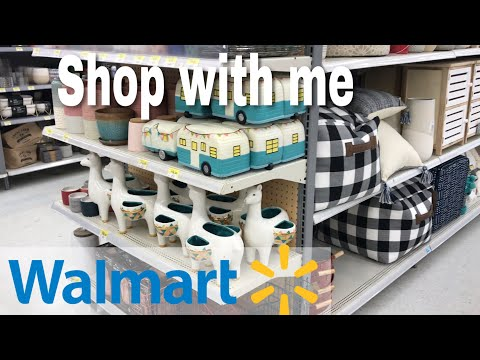 Walmart shop with me