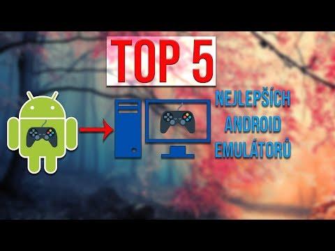 [TOP 5] Nejlepších Android Emulátorů Pro Pc Aneb Jak Hrát Mobilní Hry Na Počítači. (1080p)