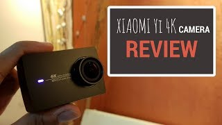 Xiaomi YI 4K Sports and Action Video Camera Review