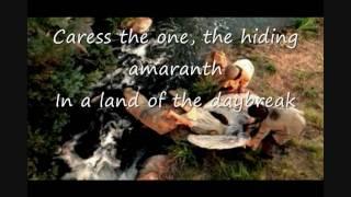 Nightwish - Amaranth (Lyrics)