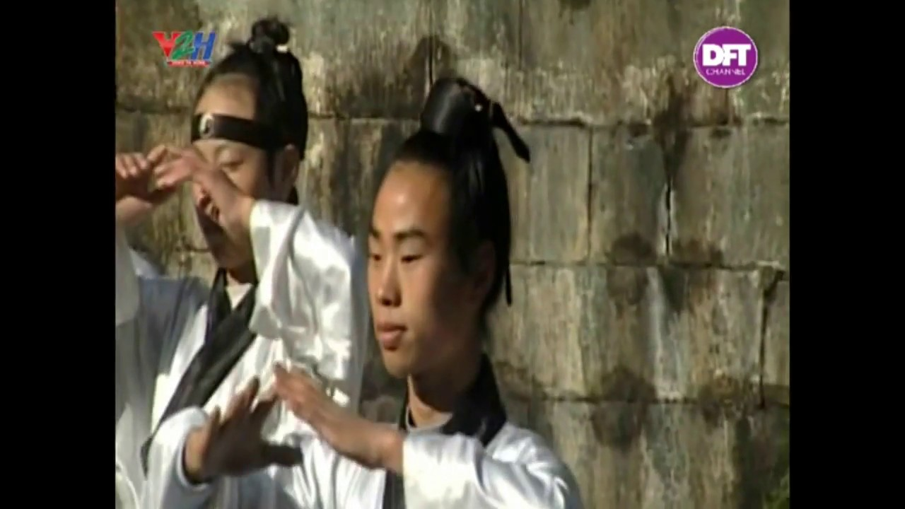 ยอดยุทธ์จีน ตอน มวยไทเก๊ก(太极拳) (1)