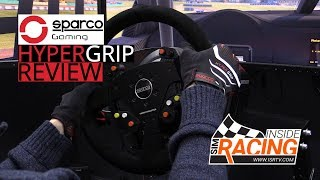 Sparco Hypergrip Gaming Gloves Review
