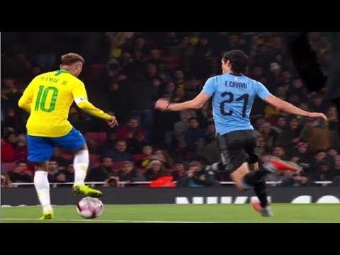 Cavani respondió sobre la polémica 'pelea' con Neymar en Emirates