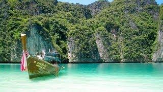 Best of Thailand Krabi Province Railey Beach   HD