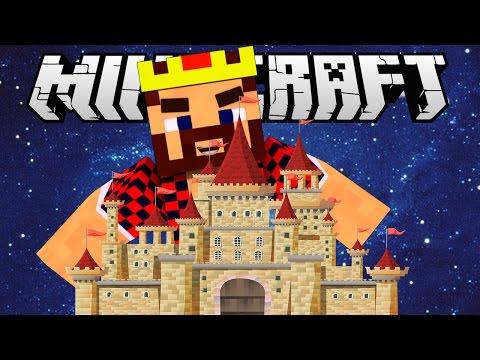 ВЗЯЛИ ВРАЖЕСКУЮ КРЕПОСТЬ - Minecraft Egg Wars (Mini-Game)