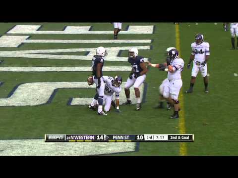 McGloin Finds Robinson for Six