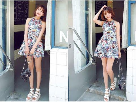 Summer Korean Fashion 2015