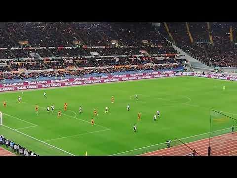 Roma-Juventus 2-0 12.5.2019 Goal Dzeko I CAMPIONI DELL'ITALIA SIAMO NOI.