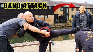 How to Defend against a Gang Attack