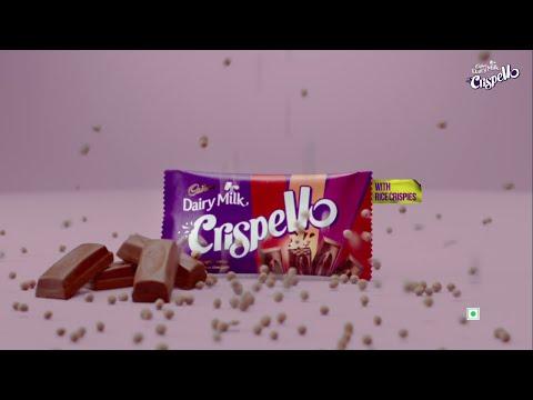 Cadbury Dairy Milk Crispello - Pssss