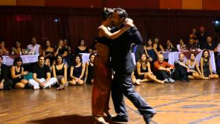 Peppe Di Gennaro & Adelma Rago, La rumbita candombé (Winter Tango Napoli 2015)