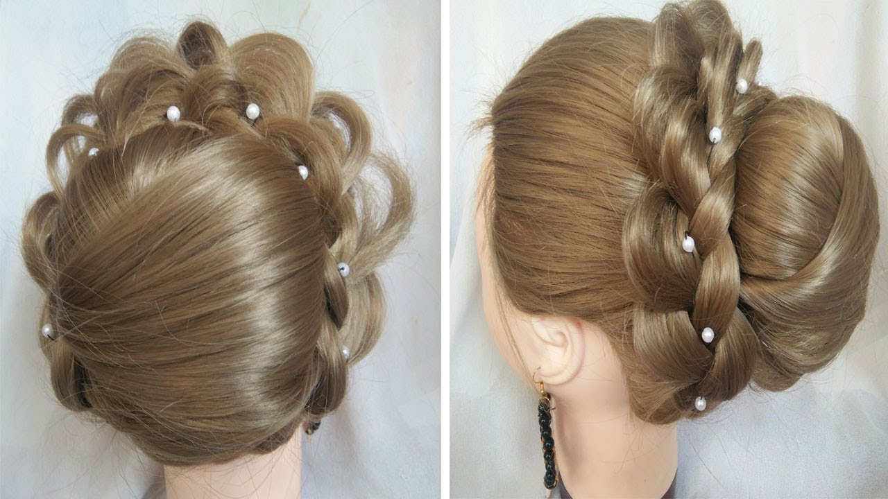 2 Easy & Beautiful Juda Hairstyles || juda hairstyle || Hairstyle || Easy Wedding Hairstyle ...