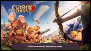 Enlazar Aldea a una cuenta de Google+ / Clash Of Clans