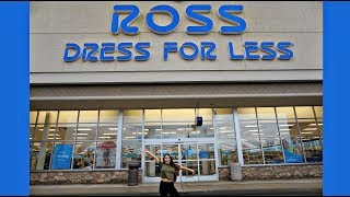 SHOP WITH ME AT ROSS: AFFORDABLE CLOTHING + LOTS OF RANDOM STUFF! | JuicyJas