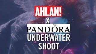 Behind The Scenes: Ahlan! x Pandora Underwater Shoot