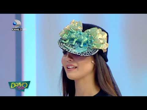 Bravo, ai stil! (17.11.2017) - Ramona, ajutata de Myrko Tatii? Ce au spus juratii despre tinuta?