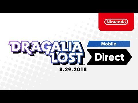 Dragalia Lost Mobile Direct 8.29.2018