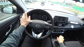 Hyundai i30 1.4 16V 73,2 kW (100 HP) _ 4K Test Drive _Review 2020///Хундай i30 ТЕСТ...