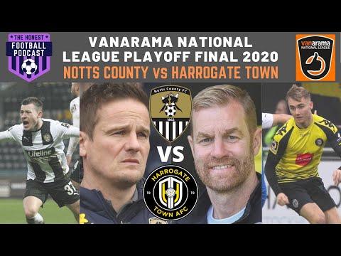 VANARAMA NATIONAL LEAGUE PLAYOFF FINAL 2020 PREDICTIONS   NOTTS ...
