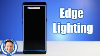 Edge Lighting & Notification Tutorial for Galaxy S8, S8+ & Note 8 thumbnail