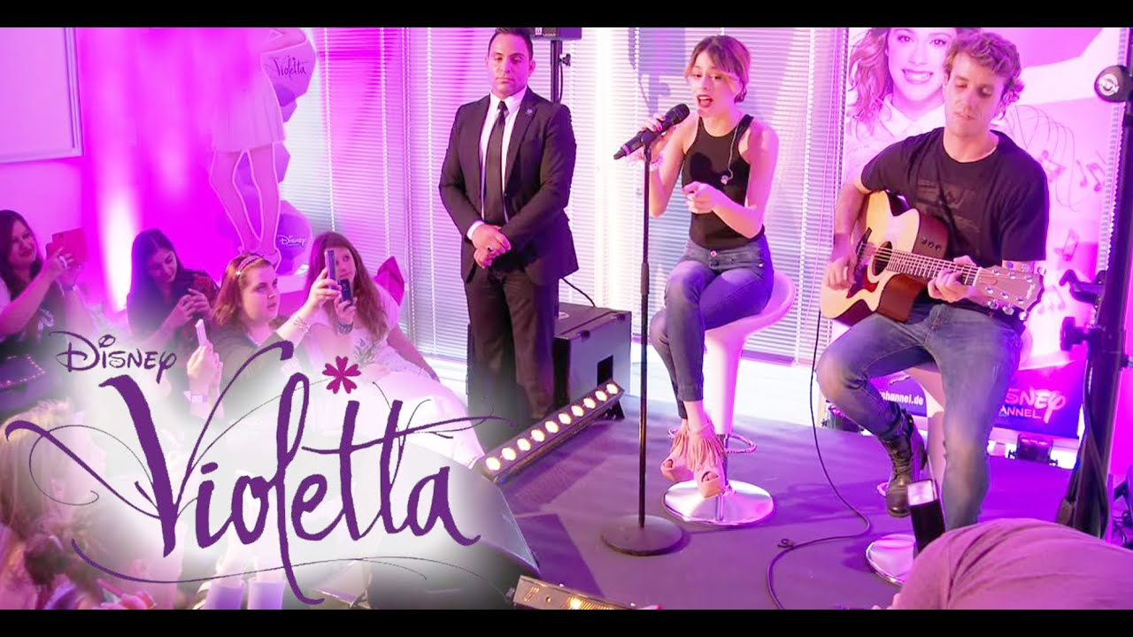 VIOLETTA on Tour - Tini liebt Berlin | Disney Channel