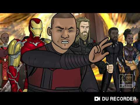 HISHE Production's Avengers Endgame (How It Should Have Ended)