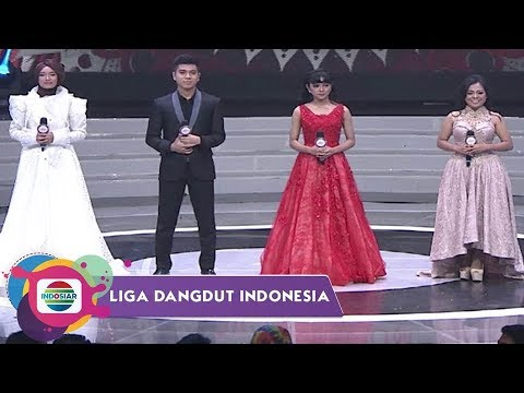 Highlight Liga Dangdut Indonesia  - Konser Final Top 8 Group 1 Show