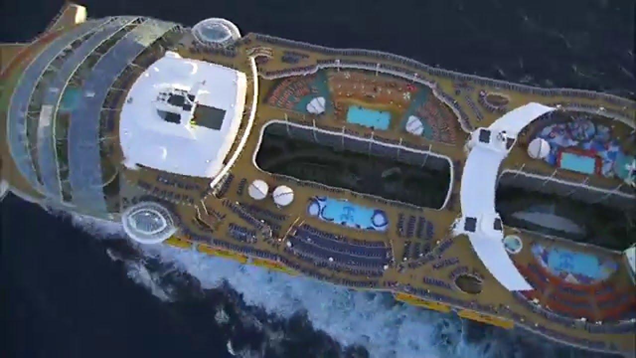 фото лайнер harmony of the seas