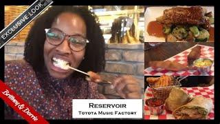 EXCLUSIVE LOOK: Reservoir Toyota Music Factory