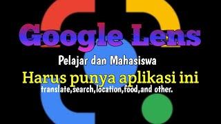 Google lens, Cara pasang aplikasi google lens, aplikasi paling bermanfaat 2021 screenshot 2