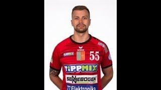 Semenov Yury 2018-2019 EHF Cup