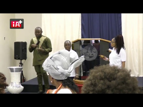 LIVE OFM New York May 14, 2017 Mother's Day Sunday Service