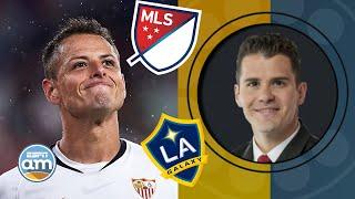 CHICHARITO CONFIRMÓ INTERÉS EN MLS. LA Galaxy lo pretende y Javier Hernández lo contempla | ESPN AM
