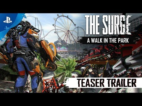 The Surge: A Walk In The Park - Teaser Trailer | PS4