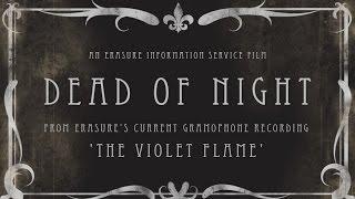 ERASURE - Dead of Night (Hallowe'en Scream Video)