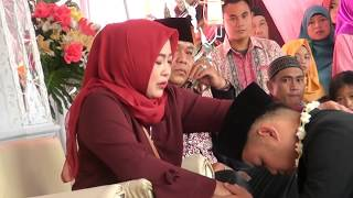 Video Wedding Clip Nia & Indra yang bikin baper (Ya Asyiqol Musthofa) download MP3, 3GP, MP4, WEBM, AVI, FLV Agustus 2018