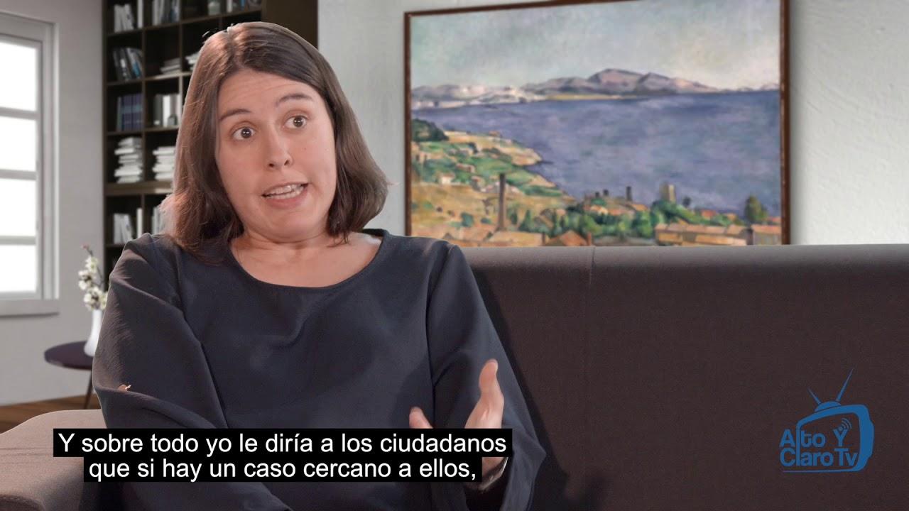 ¿Están los cristianos perseguidos en España? María García portavoz Observatorio Libertad Religiosa
