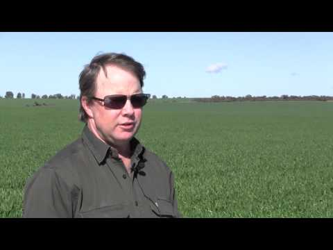 Over the Fence: Spading away non-wetting soils - Nov 2011