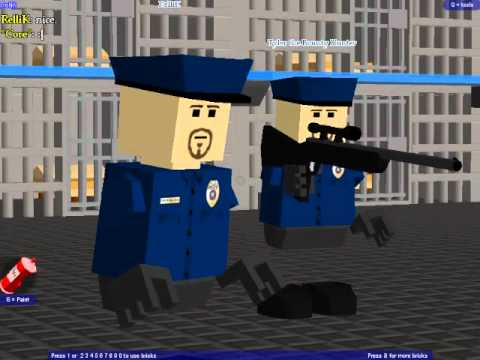 Blockland - Police Brutality
