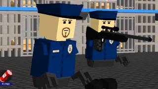 Repeat youtube video Blockland - Police Brutality