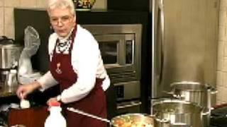 Soups: Mushroom Corn Chowder