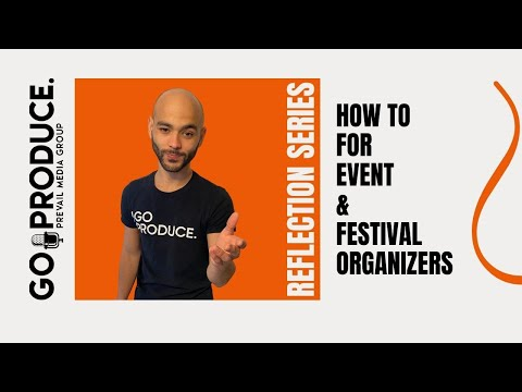 How To Be Successful With Events & Festivals | Go Produce