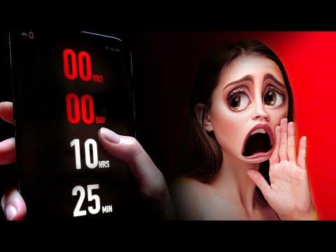 Ne Télécharge JAMAIS L'app COUNTDOWN (elle Prédit Ta Mort, Genre Vraiment)