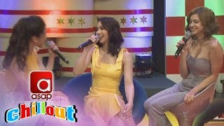 ASAP Chillout:  Julia Barretto admits that she is lucky to have Joshua
