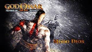 God of War: Ghost of Sparta - Modo Dios - 100% Playthrough [1080p 60fps]