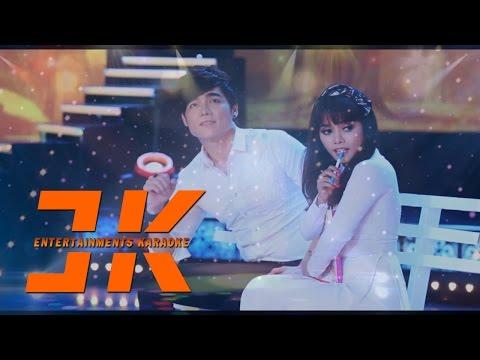 Karaoke _  Liên khúc Lắng nghe tôi kể chuyện tình _  Lưu Chí Vỹ ft  Hồng Quyên