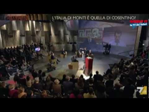 L'Italia Di Monti é Quella Di Cosentino?