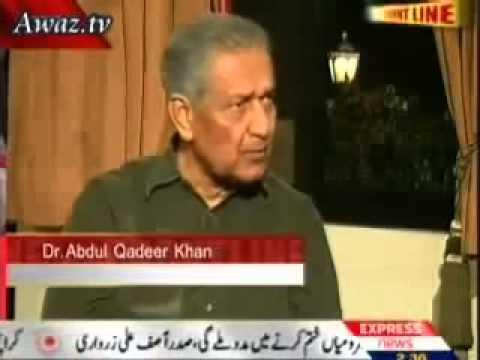 Abdul Qadir Khan