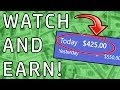 3 Ways To MAKE MONEY Watching Videos (Automated)